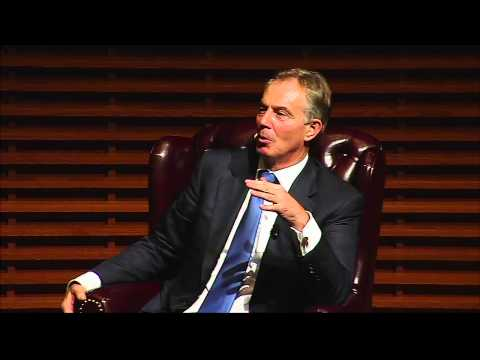 Tony Blair: Making Things Work in Africa