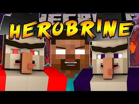 Minecraft Herobrine - STRONGEST WITCHES IN MINECRAFT