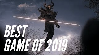 THE BEST MOBILE GAME OF 2019 - RAZIEL
