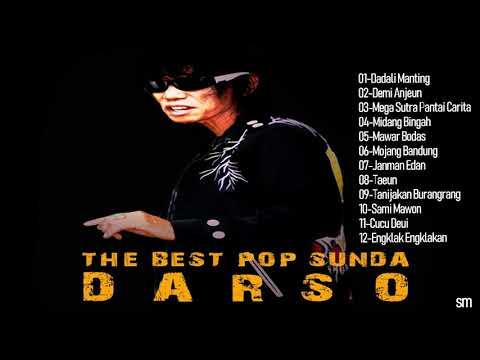 Pop Sunda Darso - Lagu Sunda Lawas Yang Jadi Paporit Orang Sunda
