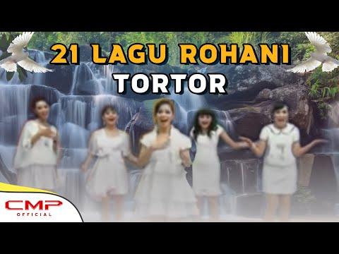 Gretha Sihombing, dkk - 21 Nonstop Rohani Tor Tor (Official Lyric Video)