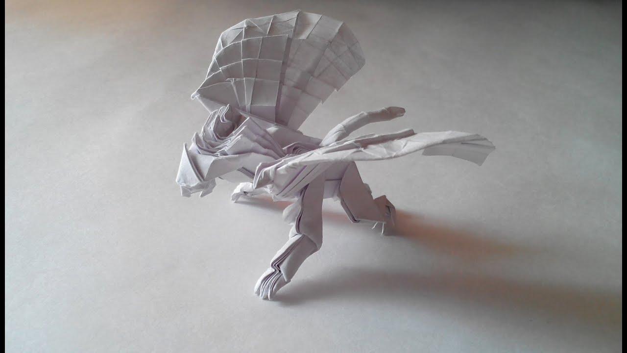 Оригами как сделать орла