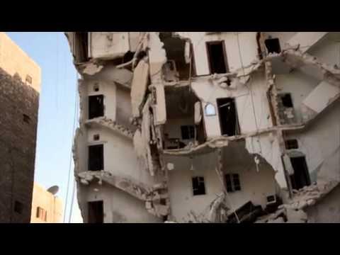 Aleppo-Syria- Ch4 A&E War zone David Nott