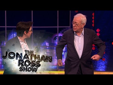 Sir Michael Caine Shows Sue Perkins How To Do The Twist - The Jonathan Ross Show