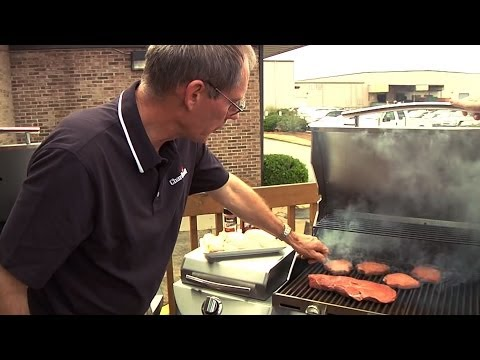 Char-Broil TRU-Infrared Technology Explained