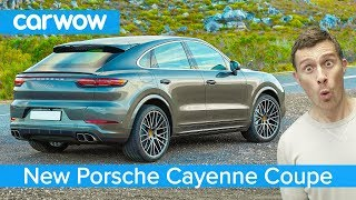 Porsche Cayenne Coupe SUV 2020 - all you need to know about this new BMW X6 beater!