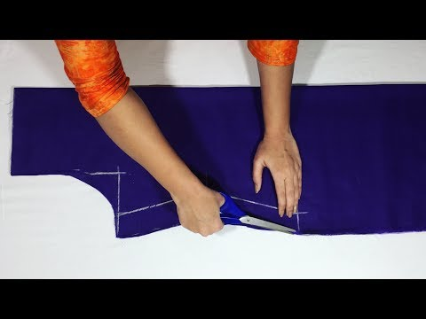 Lining (Aster) Kameez/Suit Cutting Very Easy Method Step by Step at Home
