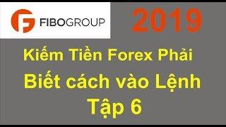 Forex Fibo Group, Tập 6, muốn kiếm được tiền, thì cần phải vào lệnh đúng lúc, đúng thời gian