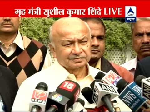 Ajmal Kasab hanging: Pakistan informed about it, says Sushilkumar Shinde