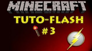 Minecraft Zaragoza - Tutorial Redstone Flash #3 - Puerta de 2x2 molona
