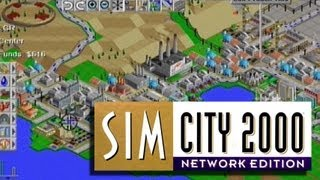 LGR - SimCity 2000 Network Edition - PC Game Review