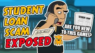 Ridiculous Student Loan Scam EXPOSED - Ownage Pranks