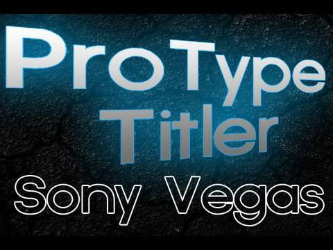 how to add text to sony vegas 12
