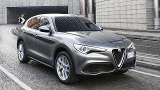 Alfa Romeo Stelvio 2019 Car Review