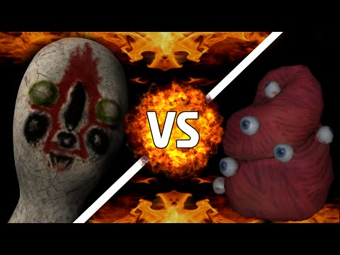 SCP 173 VS SCP 066 - SCP Containment Breach Death Battles!