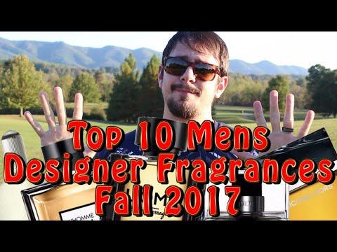 Top 10 Fall Designer Fragrances for Men | Best Fall/Autumn Fragrances