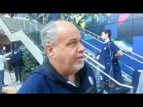 ... Soccer Coach Ray Reid Previews Sunday's NCAA Third Round Game Vs. UCLA