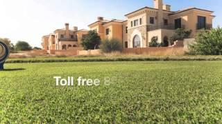 Dubai Villa | JUMEIRAH GOLF ESTATES 360 Video Tour