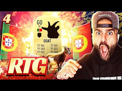 YES!! I GOT A GOAT! #FIFA20 Ultimate Team Road To Glory #04