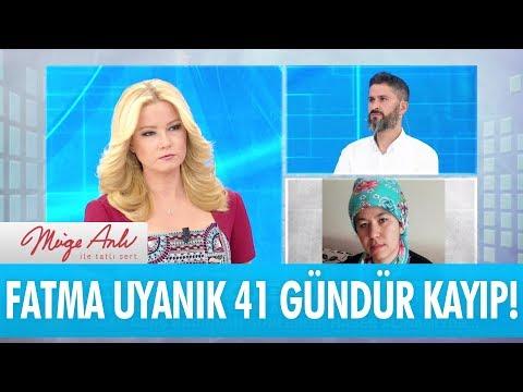 Fatma Uyanık 41 gündür kayıp! - Müge Anlı İle Tatlı Sert 15 Kasım