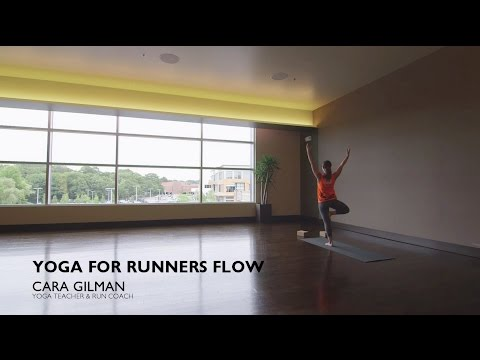 Yoga for Runners 45 Minute Flow: Build Your Strength