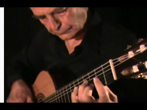 Evangelos Assimakopoulos plays Danza Paraguaya by Agustin Barrios