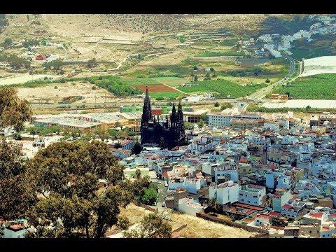 Gran Canaria - den Norden zu Füßen - Montana de Arucas -