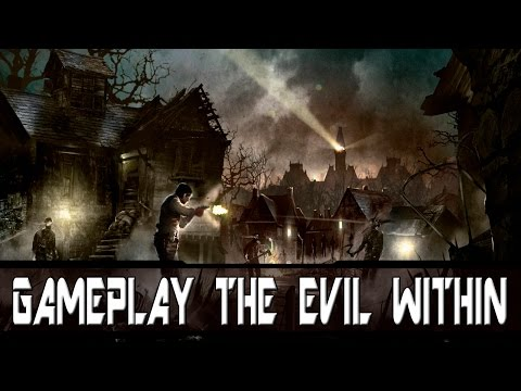 Gameplay - The Evil Within