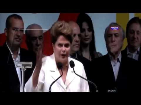 Dilma Rousseff victory speech | Brazil 2014