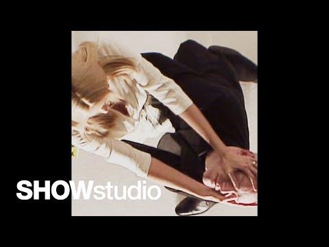 SHOWstudio: Krav Maga - Bear Hug from the Front: Chanel - Lara Stone and Nick Knight