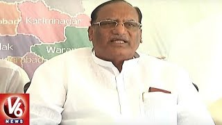 FCC Chairman Gutta Sukender Reddy Criticize Congress Leaders Over Fake Allegations