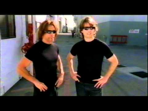 Tom Cruise Ben Stiller Mission Impossible Parody video