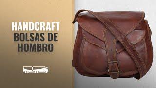 "Handcraft Bolsas De Hombro 2018 Mejores Ventas: ""Handcraft""""Florence"" Womens Vintage Style Genuine"