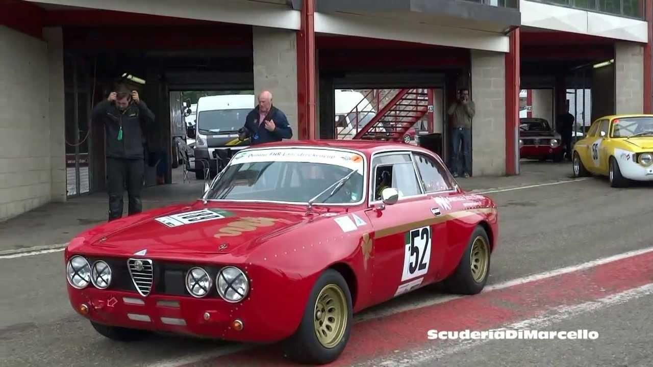 Alfa Romeo Challenge Autos Post