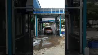 automatic car wash machine Leisuwash 360 delivered to user