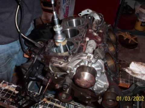 Vr4 Engine Rebuild 3000gt Engine Rebuild