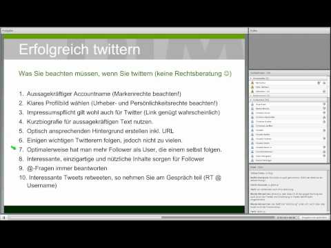 Social Media Marketing mit Twitter