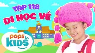 Mầm Chồi Lá Tập 118 - Đi Học Về | Nhạc thiếu nhi hay cho bé | Vietnamese Kids Song