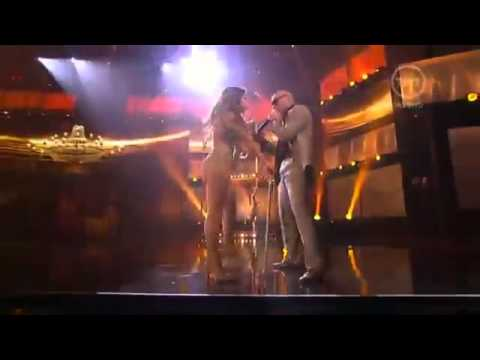 Jennifer Lopez Feat Pitbull 2010 American Music Awards