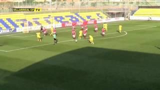 Resumen: Juvenil A 4-0 Murcia
