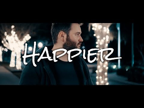 Marshmello ft. Bastille - Happier | Chaz Mazzota (Cover)