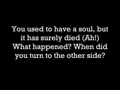 Disturbed - ''Who'' Lyrics