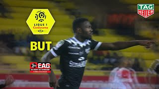 But Marcus THURAM (68') / AS Monaco - EA Guingamp (0-2)  (ASM-EAG)/ 2018-19