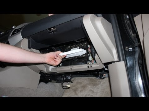 Ford F150 Cabin Air Filter on tahoe cabin air filter location