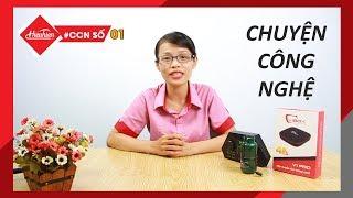 #CCN- Chuyện công nghệ | Sản phẩm, tin tức công nghệ mới nhất [Hieuhien.vn]
