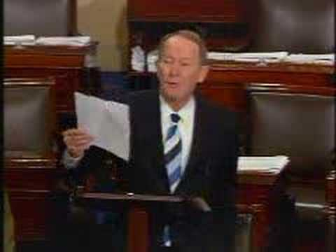 Senator Lamar Alexander on Education