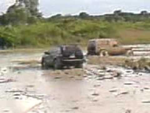 Piques fangeros en Arauca.