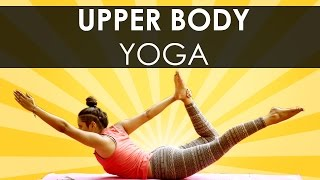Upper Body Workout and Stretching Exercises