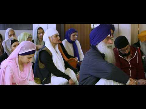 Guru Nanak Gurdwara - Smethwick Birmingham - Bhai Ajit Singh Ji - 20/4/2013 - 8am...