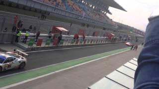 Ferrari GT Race @ Corse Clienti Istanbul Park 1